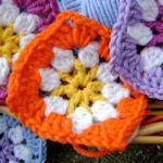 15 Padrões Praça grátis Granny crochet