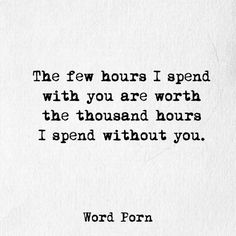 Ldr - long distance relationship - few hours - Word porn