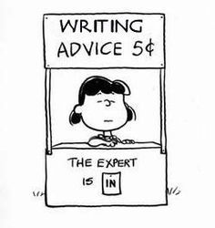 15 Writers - the best writing advice they received