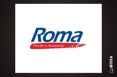 Pincéis Roma
