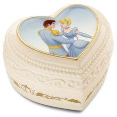 Cinderella Treasure Box by Lenox | Disneystore.com | $34.50