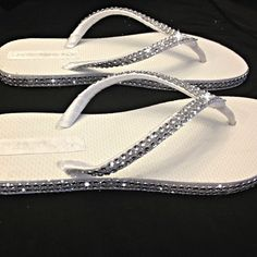 c529a6e8f 30 Best Bridesmaid Flip Flops images