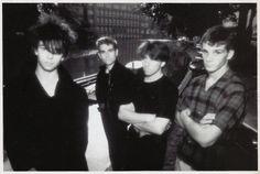 Echo & The Bunnymen. 1985