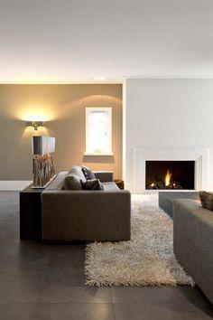 Grijze meubelen met beige/zand muren..?