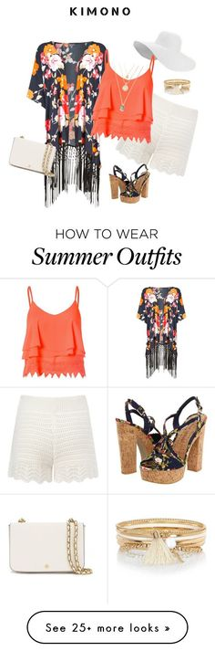 "Collection Of Summer Styles    ""outfit 4069"" by natalyag on Polyvore featuring Lipsy, Chinese Laundry, Phase Eight, Glamorous, Tory Burch, River Island and kimonos    - #Outfits  https://fashioninspire.net/fashion/outfits/summer-outfits-outfit-4069-by-natalyag-on-polyvore-featuring-lipsy-chinese-laundry-phase-ei/"