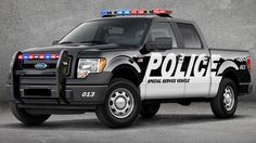 Ford F-150 Interceptor Truck