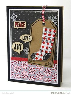 This festive card used products from the Studio Calico Magical collection. Created by Studio Calico design team.
