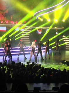 Gotta go and Check out Britney in Concert