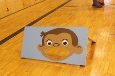 Curious George Birthday Party Ideas | Photo 4 of 20 | Catch My Party
