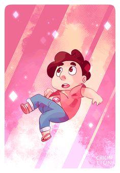 Chloe P, Yaaaayy~ finally got around to fixin up Steven!...