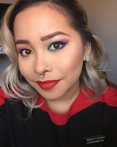 #TheBeautyBoard Makeup of the Day: SephoraStands by xgmgx3. Upload your look to gallery.sephora.com for the chance to be featured! #Sephora #MOTD