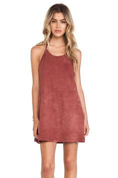 Obey Barstow Dress in Sierra