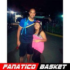 by @yurimar_paola #FanaticoBasket  Ayer con uno de los grandes el capitan de la seleccion y heroe de mexico @grillovargas @fanaticobasket