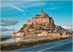 Mont Saint Michel is the third most visited tourist site in France. earn a bit of its history and how to visit in this listening comprehension exercise.