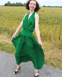 I've just blogged all about my summer ball dress! Very much inspired by the green dress in Atonement which was set in the 1930s #vpjuly sorry it's a day late! @girlcharleeuk