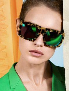 Natalia Vodianova for Stella McCartney S/S 2013 Campaign