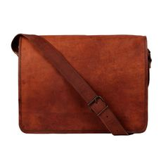 Men Vintage Genuine Goat Leather Handmade Cross Body School/Travel Bag New Description About Vintage Genuine Leather Men Messenger Bag Accessories like bags are getting better with the time. And, this Vintage Genuine Leather Men Messenger Bag. Leather Laptop Bag, Leather Briefcase, Leather Crossbody Bag, Satchel Bag, Leather Bags, Mens Leather Messenger Bag, Business Briefcase, Leather Backpacks, Bags