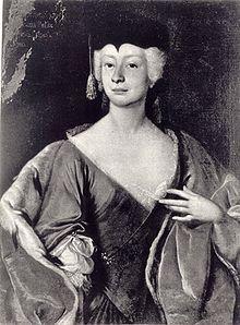 Konstancja Czartoryska (1700–1759) - she was the mother of the last King of Poland  Stanislaw August Poniatowski