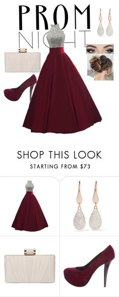 """#72"" by maryamlovesbeauty ❤ liked on Polyvore featuring Monica Vinader, Phase Eight and Stuart Weitzman"