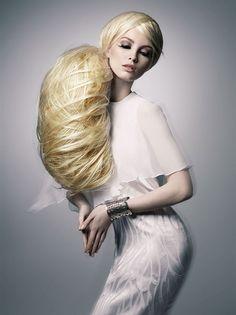 Tekstur & Reverse Ombre Hair Color by Faatemah Ampey