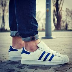 superstar adidas indossate