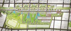 Proyecto Plan Maestro en Playa Ferroviaria Caballito / Edgardo Barone y Gabriela…