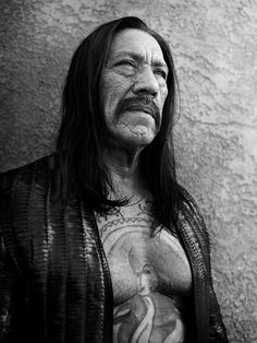 Danny Trejo | Photography by Bryan Adams