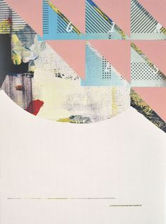 """GIRLS  By: Nick & Nadine  Date: 2010  Size: 18 x 24""""  Edition: 125  Colors: 10-color screen print"""