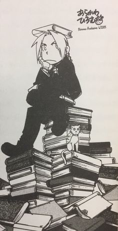 Ed by Arakawa Hiromu Full Metal Alchemist, Noragami, Manga Art, Manga Anime, Satoshi Kon, 鋼の錬金術師 Fullmetal Alchemist, Hiromu Arakawa, Alphonse Elric, Edward Elric