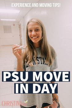 Great move in day tips for college students!