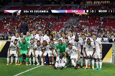 Colombia ganó el tercer puesto en la Copa América Centenario