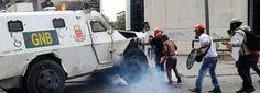 Resultado de imagen para protestas en venezuela 2017