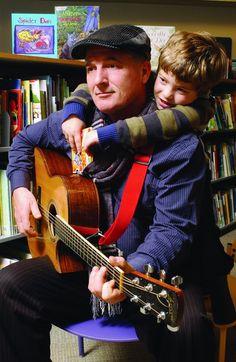 "The ArtStarts Blog did this artist spotlight on Norman after he won the 2010 JUNO award for best Children's Album ""Love My New Shirt."""