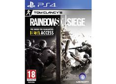 Tom Clancy's Rainbow Six Siege - PS4 Game - http://tech.bybrand.gr/tom-clancys-rainbow-six-siege-ps4-game/