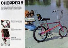 Raleigh Chopper Picture Site
