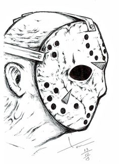 Freddy Krueger Coloring Pages Coloring Pages Pinterest