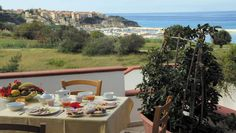 Breathe Taking Sea Fron View at the Tirreno Hotel Club
