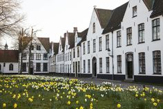 The Medieval Movement of Holy Women That Shaped Belgian Cities