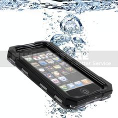 iPEGA Waterproof Case for iPhone 5 Black [II00354] - $ 12.99 : NIKINGSTORE, Buy Cool Gadgets Online with Better Price and Better Service