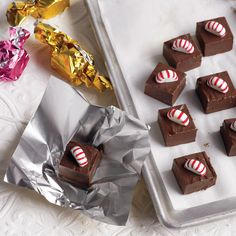 This holiday treat keeps well and takes very little time to prepare.