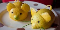 Vi va di conoscere il Topolimone? Seguiteci! #visualfood #foodart #bambiniincucina