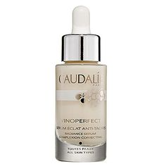 IF YOU NEED: A natural skin brightener with superior antioxidant protection. Caudalie Vinoperfect Radiance Serum #BrightSkin