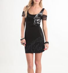Metal Mulisha Sidda Dress :)