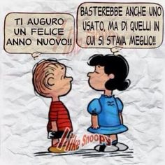 parole sante Buon 2016 a tutti Charlie Brown, Verona, Gifs, Snoopy Quotes, Italian Quotes, Quotes About New Year, Christmas Quotes, Mood Quotes, Beagle