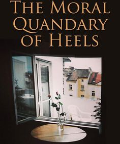 Adding my novel 'The Moral Quandary of Heels' to the New Jersey authors' list for #WorldBookDay. The book takes the reader around the state much like this #Instagram account. With humor the novel looks at loyalty via a mysterious cyclist a father-daughter a fading live and heroes en route to what it means to live a good life.  Thought that low-key was the way to go but there was such a run of the lifting of my Instagram material this week - beyond the natural overlap in a relatively small…