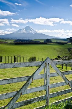 Mount Taranaki , North Island, New Zealand