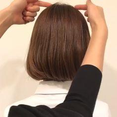 Short Hair Styles Easy, Short Hair Updo, Cute Hairstyles For Short Hair, Diy Hairstyles, Short Hair Cuts, Medium Hair Styles, Curly Hair Styles, Bob Hair Updo, Short Hair Tutorials