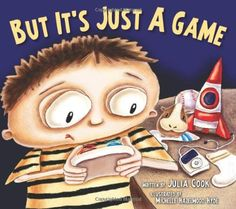 But It's Just A Game by Julia Cook http://www.amazon.com/dp/1937870162/ref=cm_sw_r_pi_dp_n9knub154FZ7S