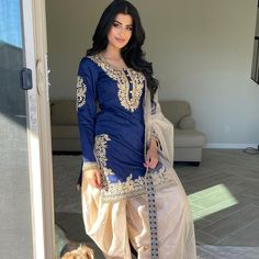 """kaurbeauty on Instagram: """"So many questions on this suit. It's from @lashkaraa Brings out the punjaban in you pretty nicely if I do say so myself 😌😉"""" So Many Questions, Sari, Bring It On, Traditional, Suits, Pretty, Instagram, Fashion, Saree"""