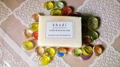Beauty & Beyond: Khadi Vanilla & Aloevera Soap Review